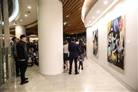Clayton Utz Art Partnership Launch Event Picture